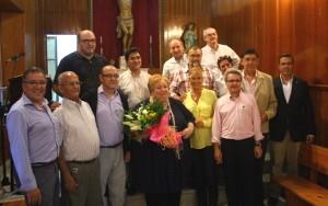 Renovación del Compromiso de Asociación al Instituto de Alicia Herrero Ripoll